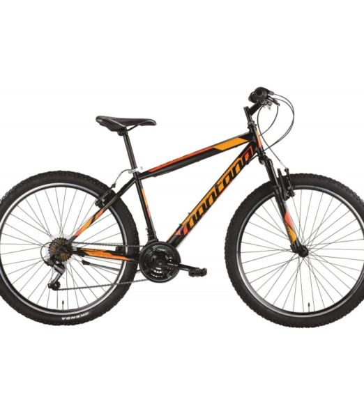 ESCAPE 27.5 NERO ARANCIO